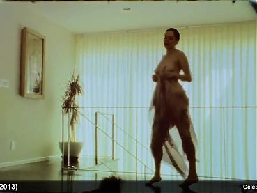 Rose McGowan nude pussy and see through video