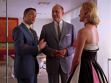 January Jones - Mad Men s1e09
