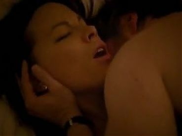 Kate Beckinsale fucked from a young man