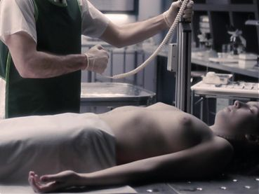Jodie Comer's nude tits SILENT WITNESS 15.9-15.10 boobs, nipples