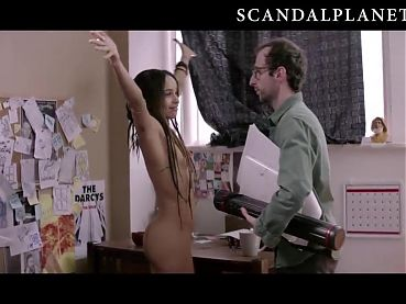 Zoe Kravitz Nude and Sex Scenes Compilation - ScandalPlanetCom