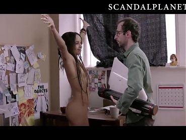 Zoe Kravitz Nude and Sex Scenes Compilation - ScandalPlanetCom
