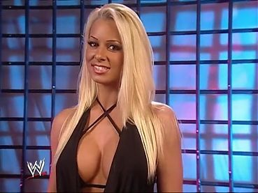 WWE - Maryse on Smackdown, 2006