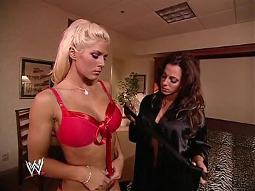 Torrie Wilson and Dawn Marie Hotel Uncut