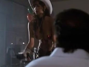 Julie Strain - Striptease Cowgirl