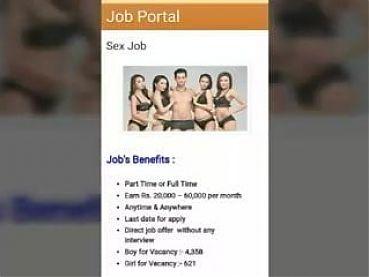Fest nIght web series sex Scene