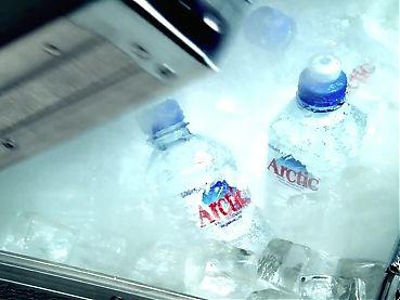 Cindy Crawford - Arctic Water