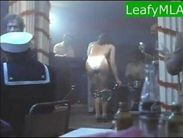 Elizabeth Hurley dancing in K. Cruise