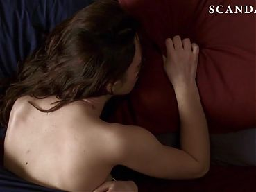 Keira Knightley Nude Sex in The Jacket On ScandalPlanet.Com