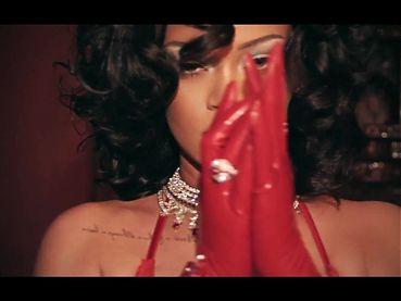 Sexy Rihanna - Valentines Lingerie 2021