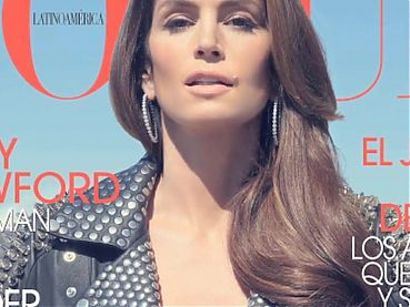 Cindy Crawford - Vogue Mexico 2012