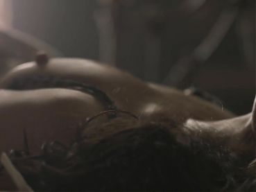 Laura Donnelly and Ann Skelly in sex and nude scenes