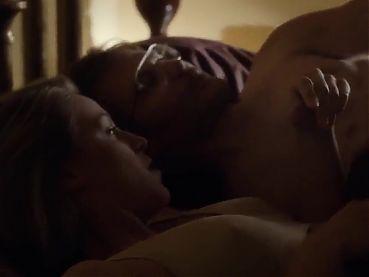 Melissa Benoist – Sex scene from Waco