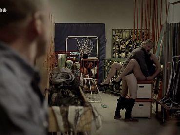 Lillemand Hot Sex Scene Jonatan Spang (Ep 2 Pussyquitter)