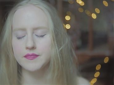 Nude music video: Lucy singing totally nude