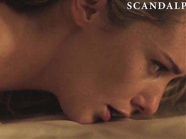 Addison Timlin Naked Massage Scene On ScandalPlanet.Com